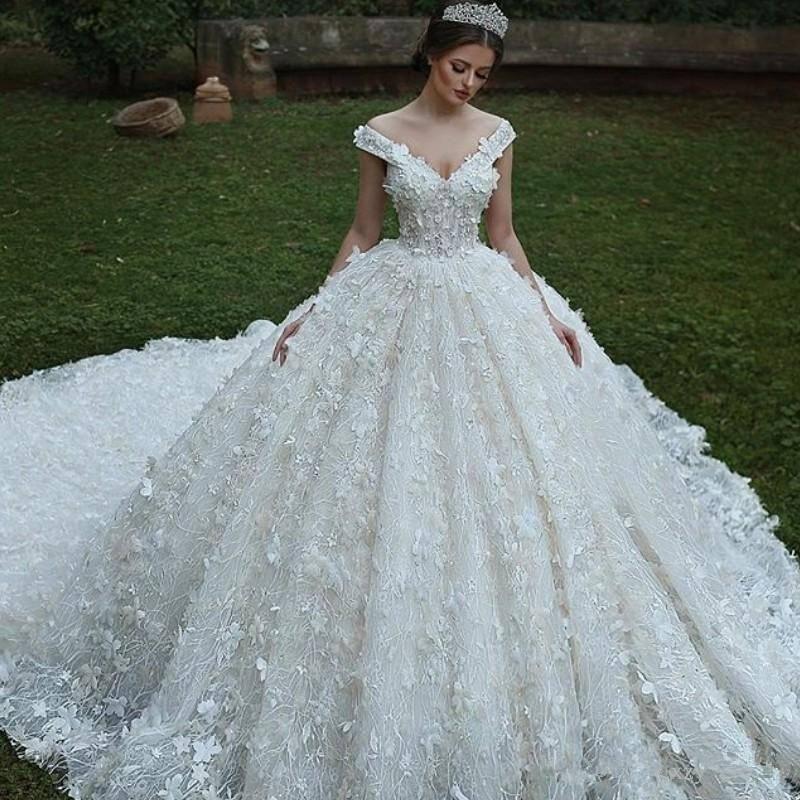 Full Wedding Dress