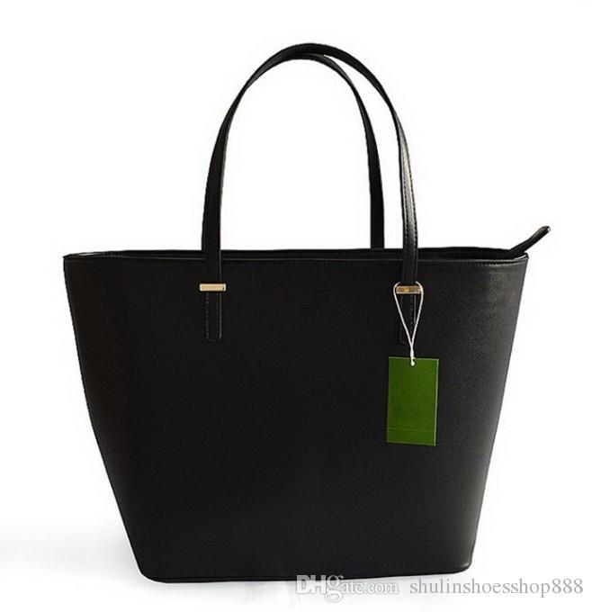 Marke Design Spaten Handtaschen Umhängetasche Umhängetasche große Kapazität Handtasche NEW YORK weibliche Umhängetasche Handtasche Totes