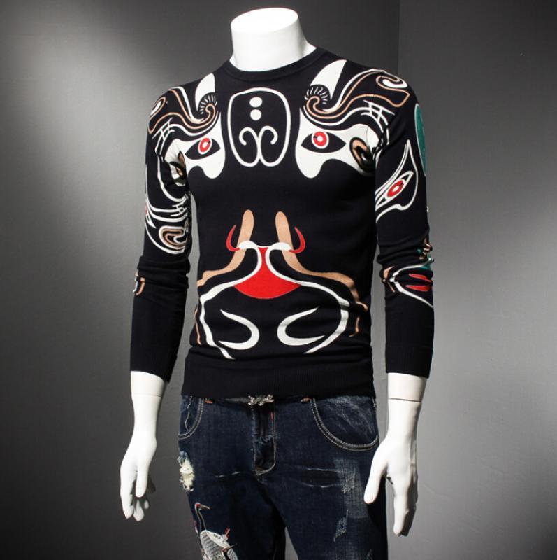 Uomini Maglione Pullover caldo inverno Maschio marca casual Maglioni Mens superiore di disegno maglione sottile manica lunga Pull Homme