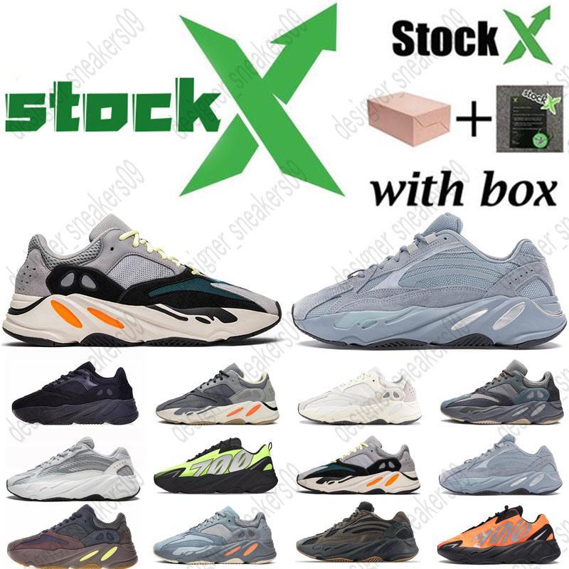 2020 hot Top Quality Reflective 700 Ondas Inércia Tephra Sólidos Utility Cinzento Preto Vanta Shoes Designer Men Shoes Mulheres estática Sneakers EUR46