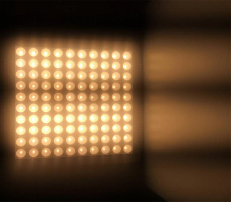 2019 새로운 100W 삼성 LM301B 3000K 주도 라이트 패널 식물 실내 온실 수경 식물 Lighitng 전체 스펙트럼 램프를 성장 성장