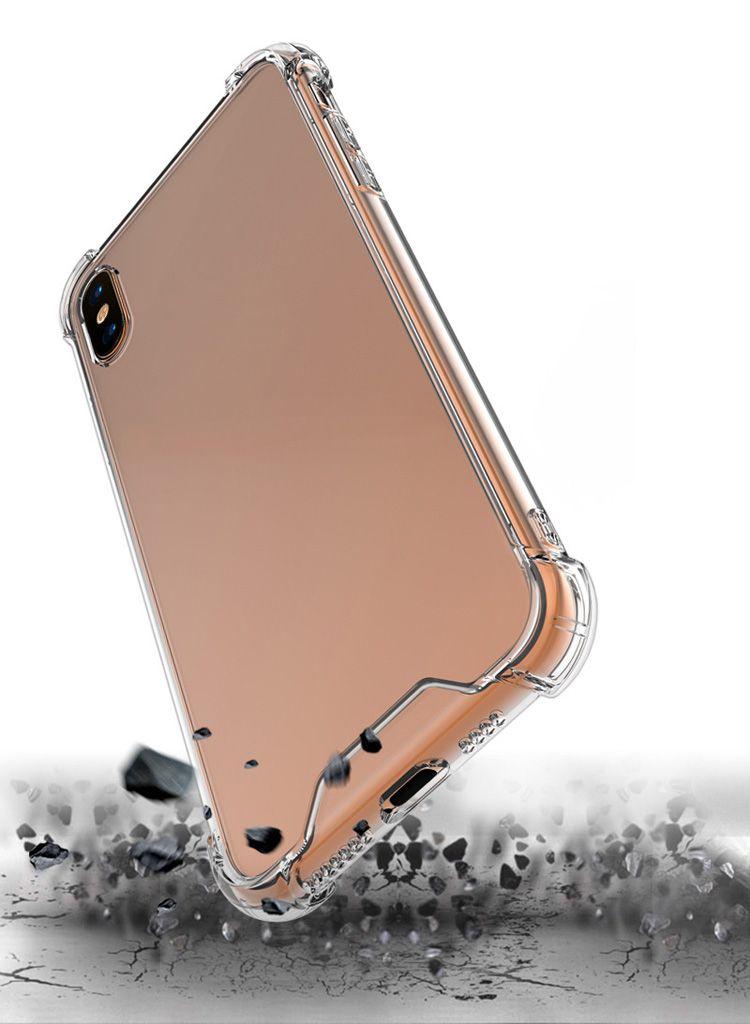 Prezzo economico resistenza alla goccia trasparente TPU Copertura del telefono SAC AIR SAS Trasparente Cassa del telefono Soft per iPhone 8plus xr X max 12 11 Pro