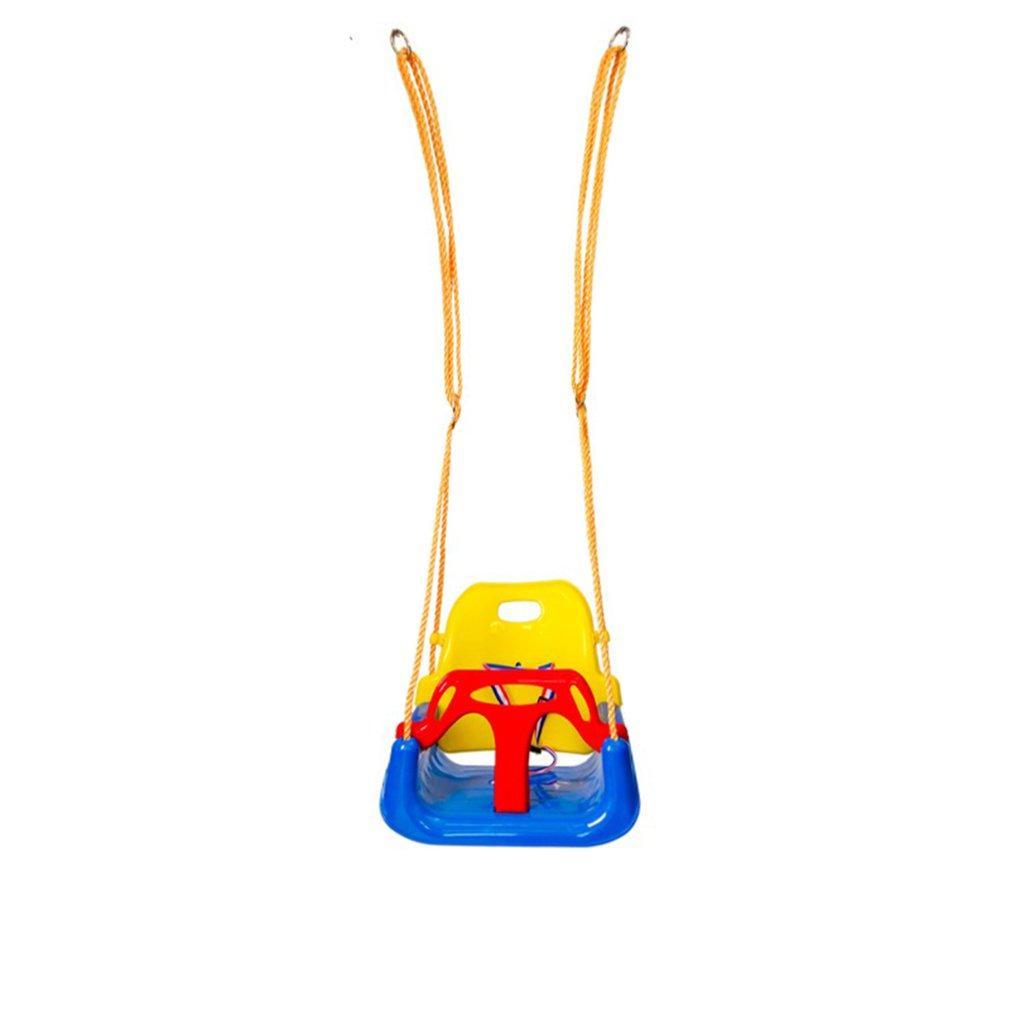 Indoor swing sicuro esterna sana per bambini giocattoli per bambini bambino Low Back PE Plastica carrello Fun Crazy Games Tempo libero