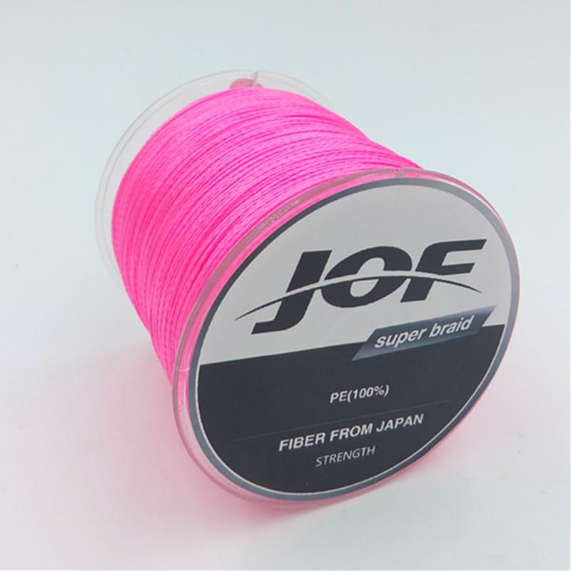 Braided Fishing Line 150m Smooth Multifilament PE 4 Strands Braided Cord 8LB - 100LB Strong Japan Technology