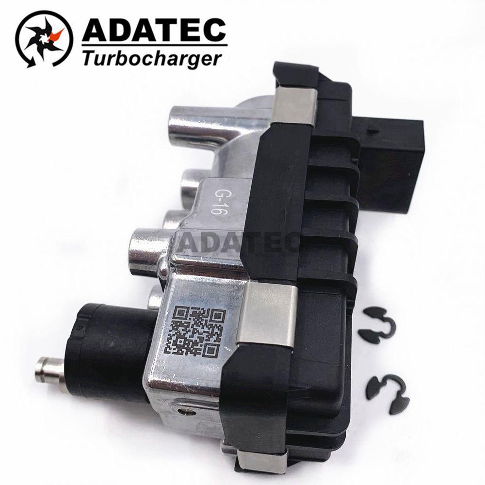 Vente chaude GTB1749VZ G16 G-016 G16 786266 Chargeur Turbo électronique actionneur 767649 6NW009550 Pour Audi Q7 4.2 TDI 250kW-340HP FCMII