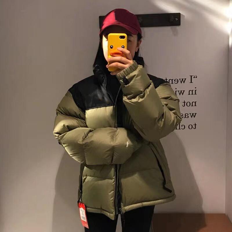 남성 디자이너 자켓 겨울 따뜻한 코트 패션 스타일 자켓 Zipppers 럭셔리는 윈드 다운 자켓 탑