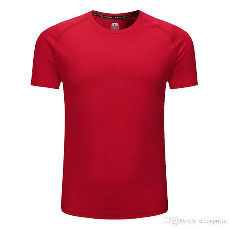 New Badminton Shirts Männer / Frauen, Sporthemd Tennishemden, Tischtennis-T-Shirt, schnell trocken Sport-T-Shirts Ausbildung -50