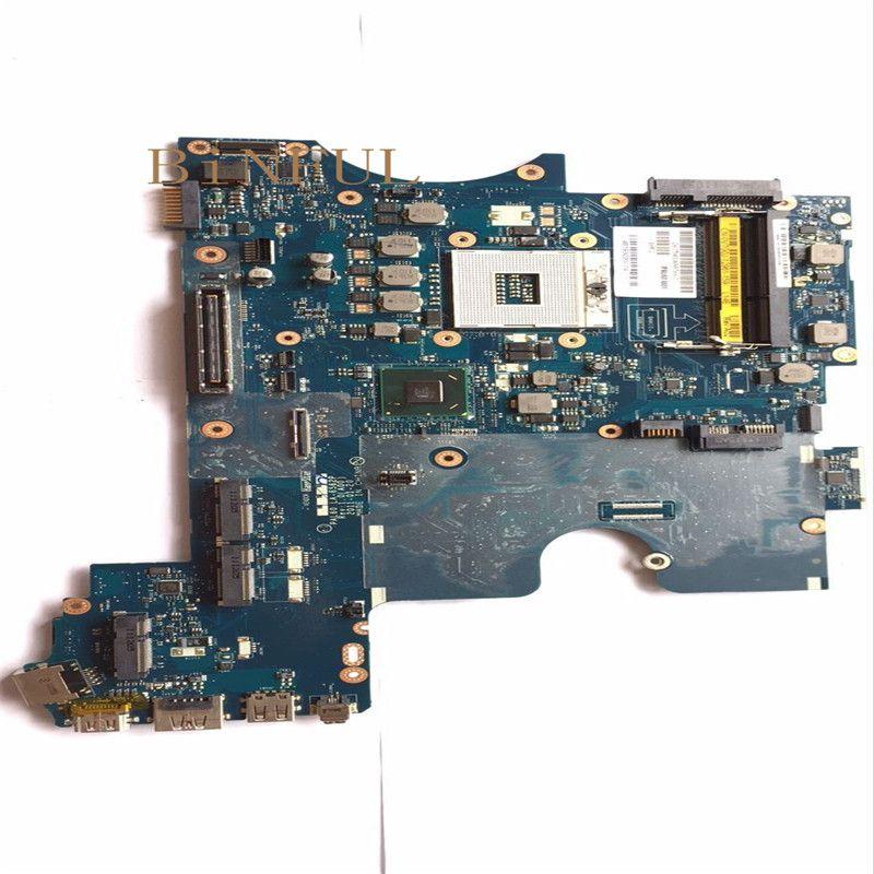 V7G0J PAL60 LA-6562P% 100 tamamen test ücretsiz nakliye E6520 Laptop Anakart CN-0V7G0J 0V7G0J