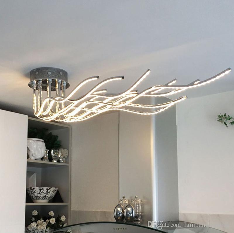 Decorative Aluminium Led Ceiling