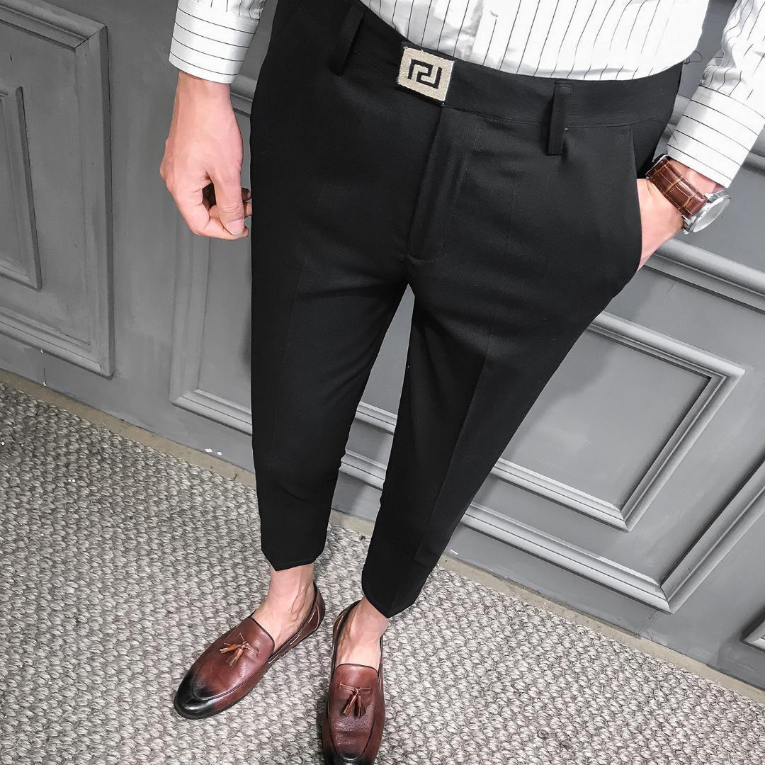 New Look Skinny Suit Pantaloni Uomo