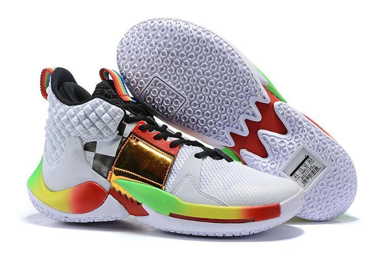 Zer0.2 Thunder Men Basketball Shoes