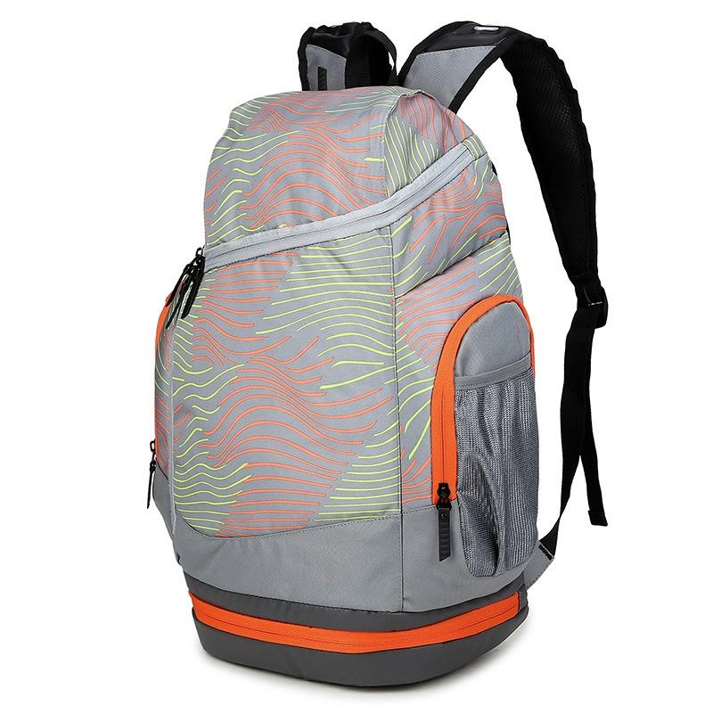 Large Sports Basketball Bag Outdoor Basketball Backpack Men Bag Fitness Travel Training Gym Climbing Mountain Backpack