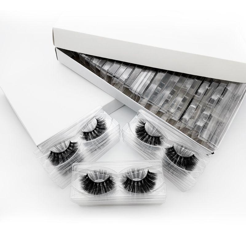 15mm 속눈썹 도매 3D 밍크 속눈썹 사용자 개인 상표 자연 무성한 거짓 속눈썹 확장 전체 스트립 속눈썹 메이크업 밍크 속눈썹