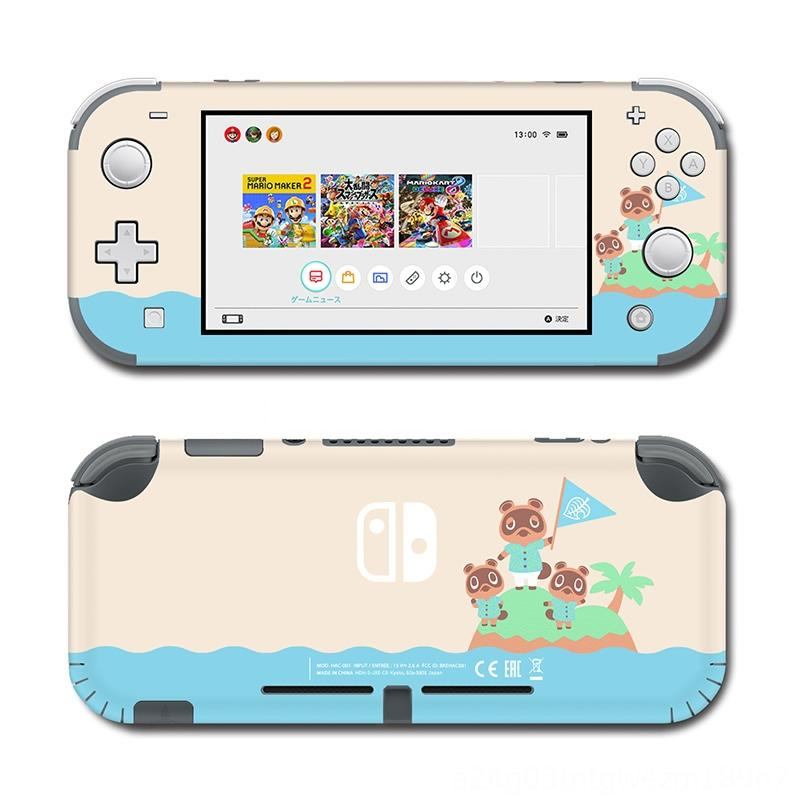 2020 Vinyl Screen Skin Protector Stickers For Nintendo Switch Lite