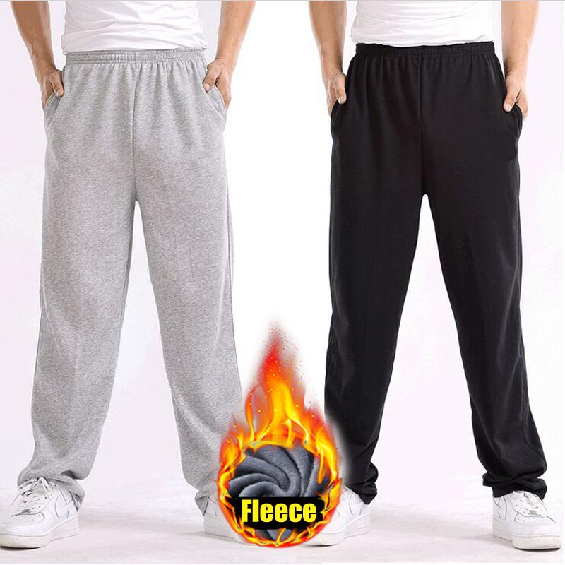 Autumn Winter Sport Pants Gym Jogging Pants Men Loose Elastic Running Basketball Workout Training Homme Plus Size 7XL