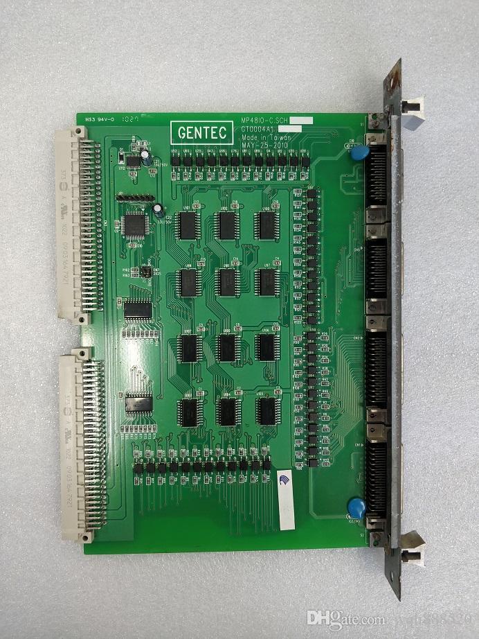 Originale di 100% di lavoro per la GENTEC MP48IO-D.SCH