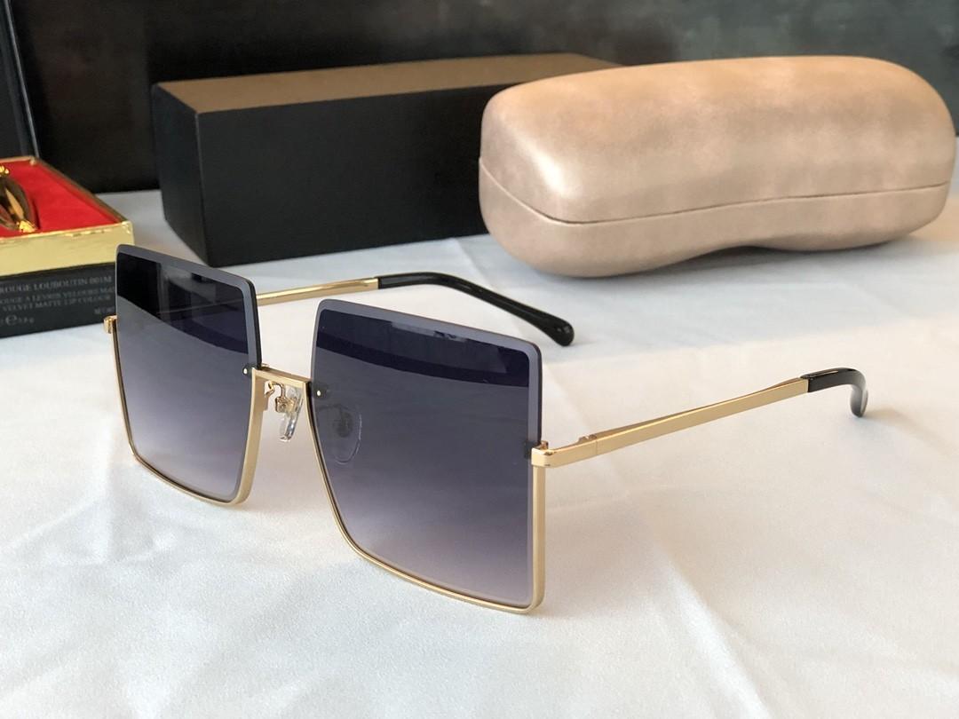 Top qualité 5431 classique pour les hommes des femmes de lunettes populaires UV400 lunettes de soleil hommes de style d'été de la mode concepteur viennent avec le cas