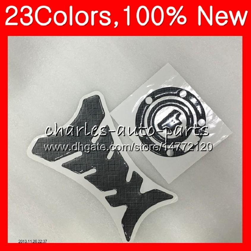 .3D Carbon Fiber Tank Pad Protector For YAMAHA R6 YZFR6 06 07 YZF-R6 06-07 YZF600 YZF 600 YZF R6 2006 2007 CL74 Gas Tank Cap sticker decals