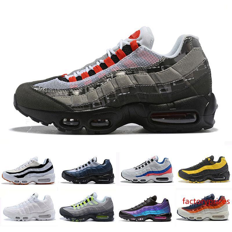 2019 Lazer Fuşya Spor Ayakkabılar 36-46 açık Ayakkabı Klasik Siyah Kırmızı Beyaz adamlar Trainer Yüzey Spor Koşu OG Erkek Womens CHAUSSURES