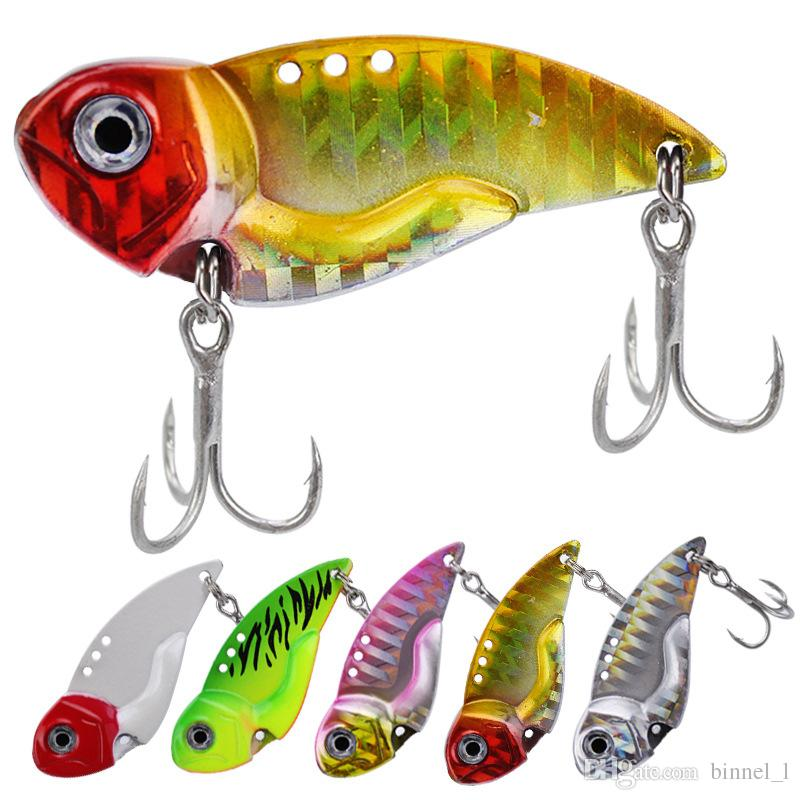 Artificial Hard Fishing Lures with Sharp Hooks Fish Shape Fake Bait OK 23