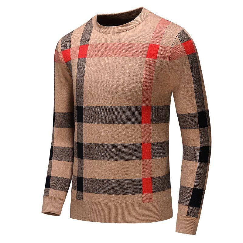 malha pulôveres desenhador dos homens camisola homens O pescoço Casual tricô Camisolas Camisolas longa dos homens Pullovers famosa marca Mulheres camisola M-3XL # 93