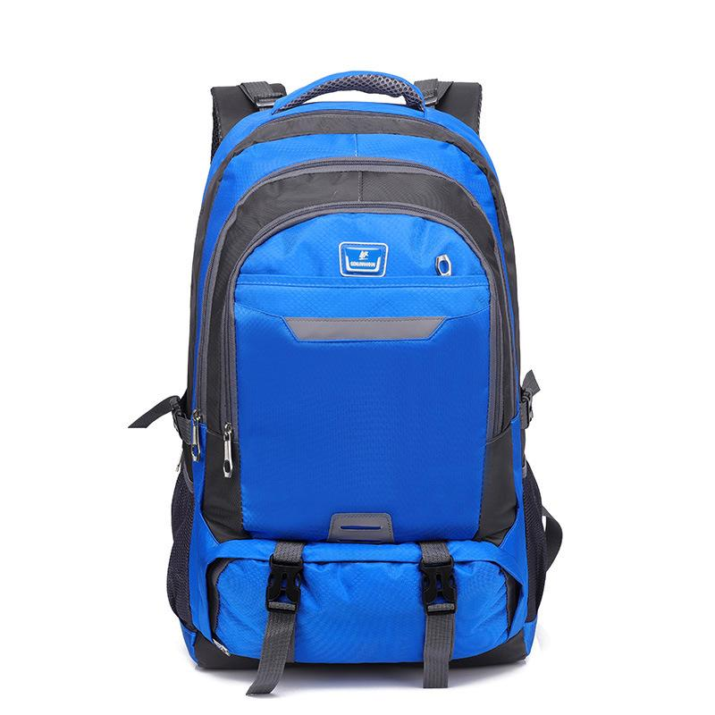 Night Light Backpack Outdoor Hiking Mountaineering Bag Large-capacity Backpack Backpack