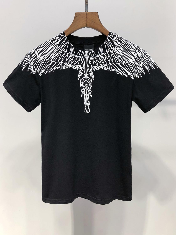 2020 Autumn uomo puro cotone manica corta T-shirt di usura adolescenti che basa il coreano versione Slim intero colori Trend Uomo 11285 Well