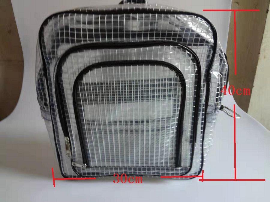 cleanroon инженер мешок ясно ПВХ антистатический мешок для инженера поместить инструмент работает полупроводниковая промышленность рюкзак