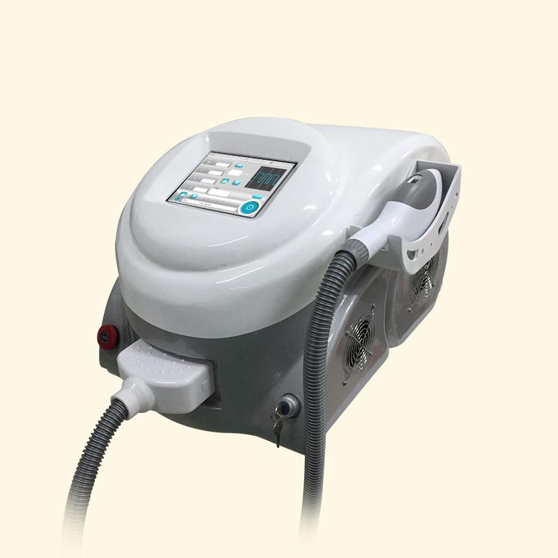 Novità del dispositivo laser OPT SHR IPL con 7 filtri di cura della pelle rimozione dei capelli macchina di bellezza per Medspa