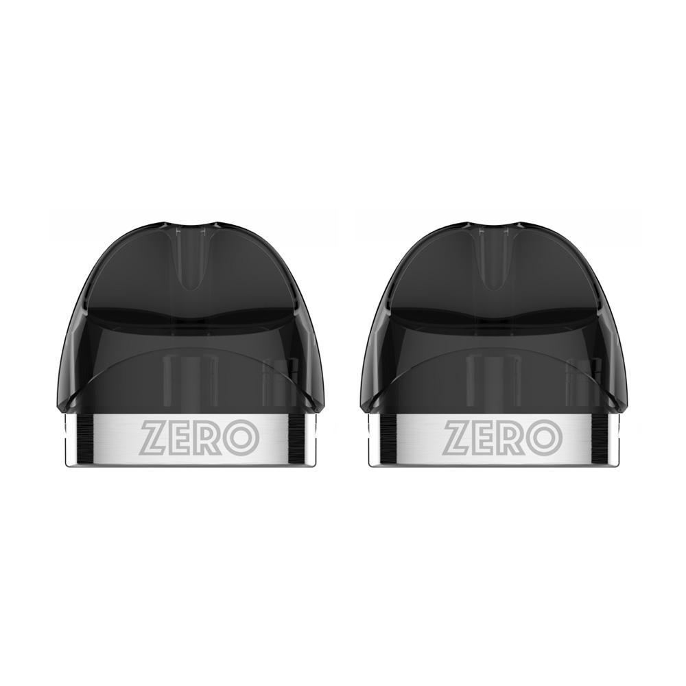 Original Vaporesso Zero Empty Pod 2ml Capacity Unique CCELL Coil Vape Cartridges 2 pcs per packaging