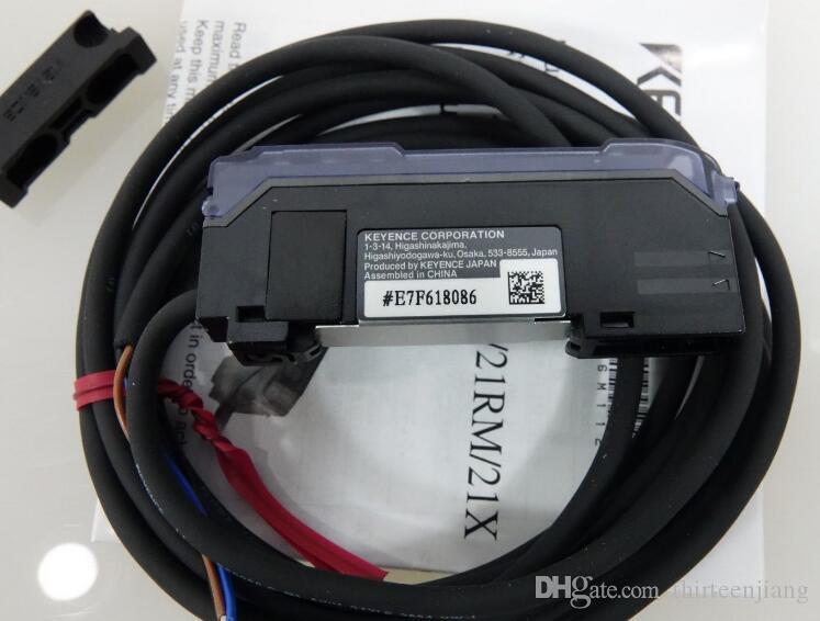 1 UNID Amplificador de Fibra Óptica Keyence FS-V21R Original Nuevo en Caja Envío Acelerado Gratis