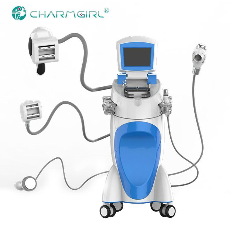 2020 Çok fonksiyonlu profesyonel velashape zayıflama makinesi lazer vücut zayıflama makinesi liposuction kavitasyon RF lazer zayıflama CE