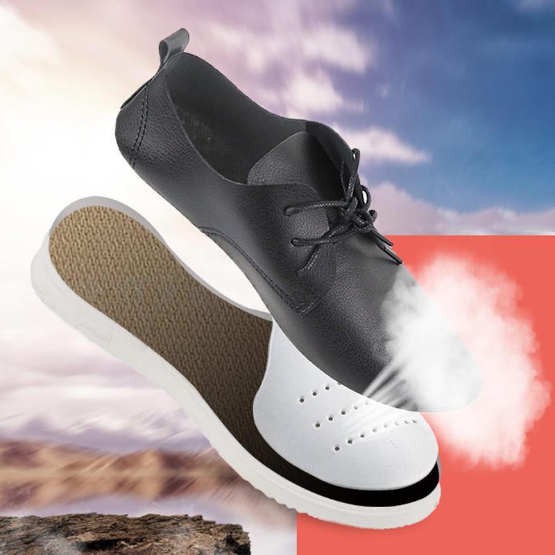 1 par de zapatos de punta accesorios tapa anti-arrugas antiarrugas zapato de la ayuda del zapato