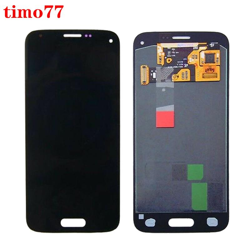 Original Brand New for Samsung S5 Mini G800 G800F G800H LCD Display Digitizer Touch Assembly 100% test with repair tools free shipping