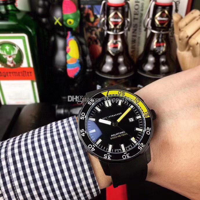 남성 시계 40mm 자동 스테인레스 스틸 시계 남성 2813 기계 디자이너 남성 세라믹 원형 캐주얼 시계