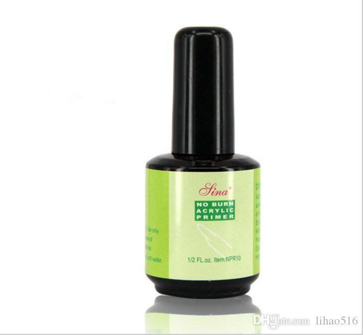 Freies Verschiffen 0.5 fl.oz Nagel UV NO BRAND Acryl-Grundierung für Nail Art Gel Tipps NA022C