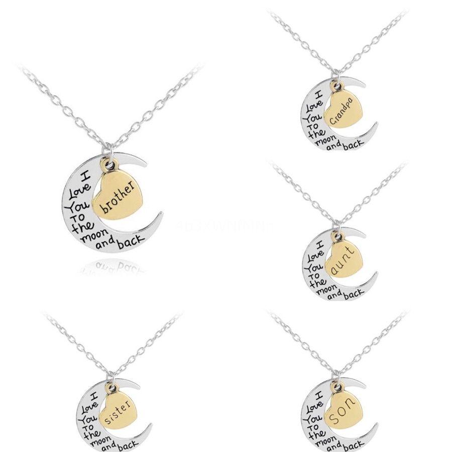 2020 роскошных люди новой тенденций моды высокого качества горячего сбывание Алмазного письмо ожерелье Изысканных аксессуары # 182