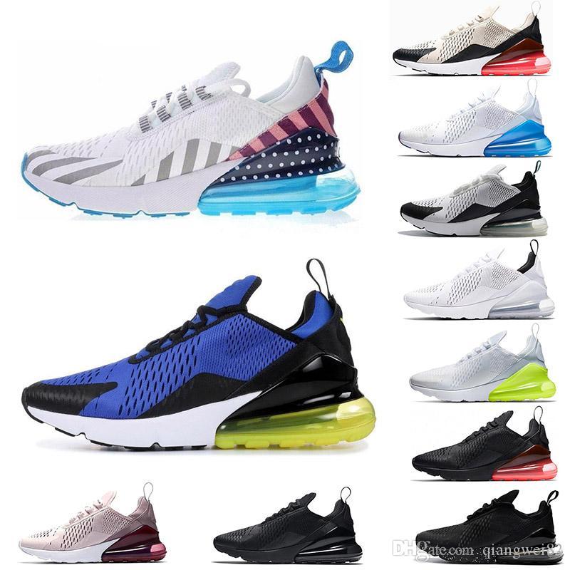 2019 Yeni Stil Koşu Ayakkabı Sneakers 27c Tasarımcı Erkek Kadın Moda Sıcak Beyaz Mavi Spor Açık Ayakkabı Boyutu 36-46