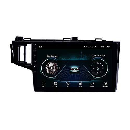 """10.1"""" Android 9.0 GPS Navigation Car Stereo with gps for 2013-2015 Honda Fit LHD With HD Touchscreen Bluetooth support Carplay TPMS"""