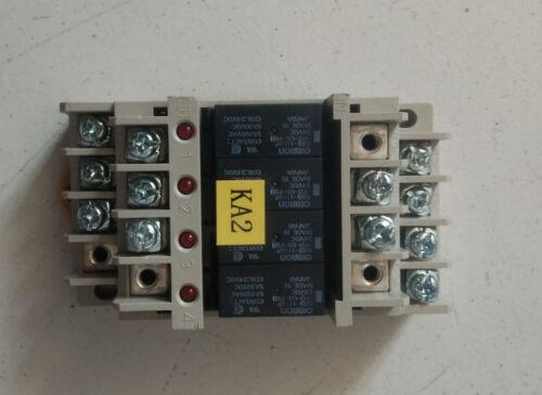 Nuevo en caja Omron G6B-4BND Terminal relé Bloque ENVÍO GRATIS
