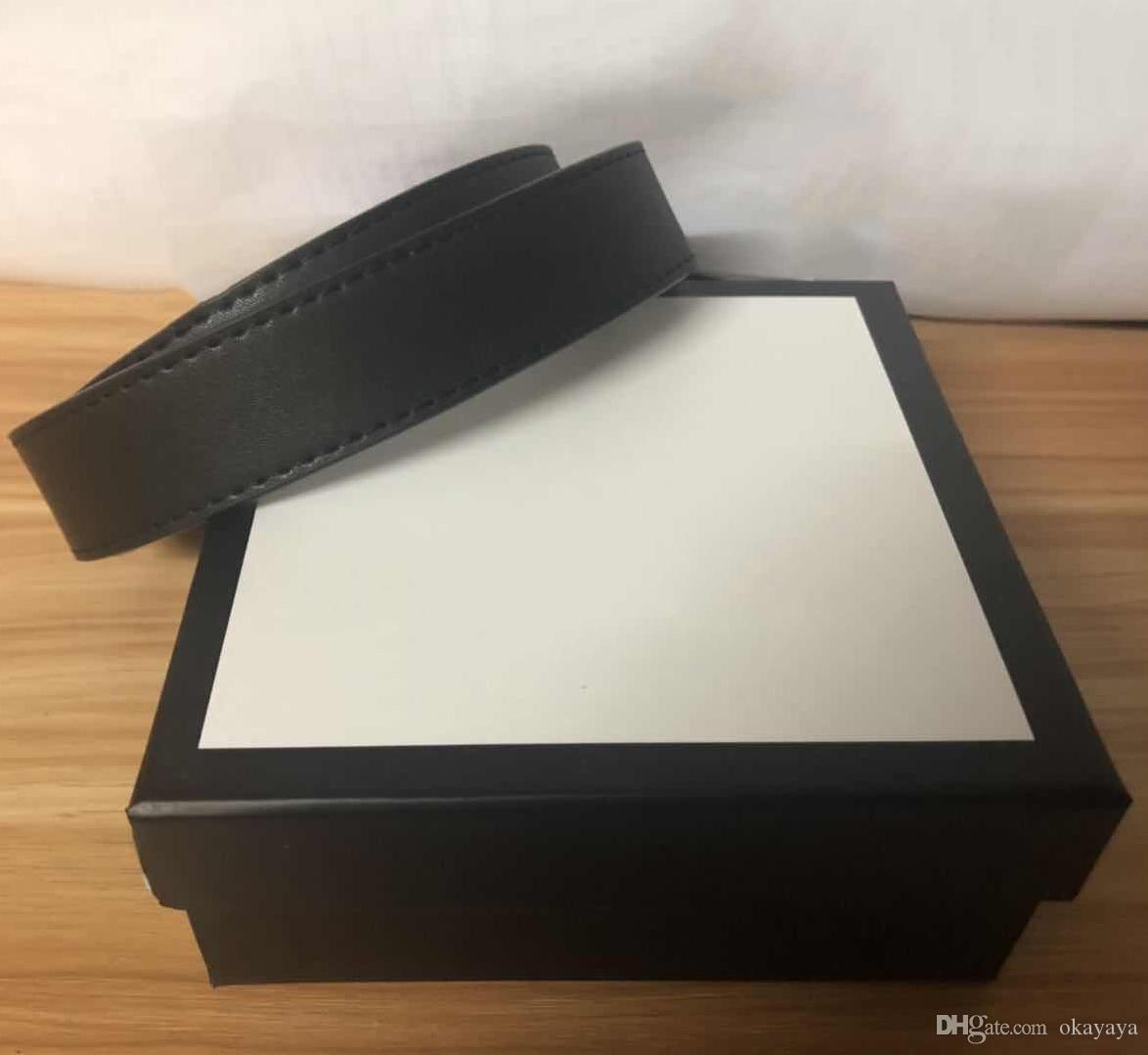 Cintos Homens Cintos de moda Belt Cintos de couro do negócio Womens Big fivela de ouro com Box N5