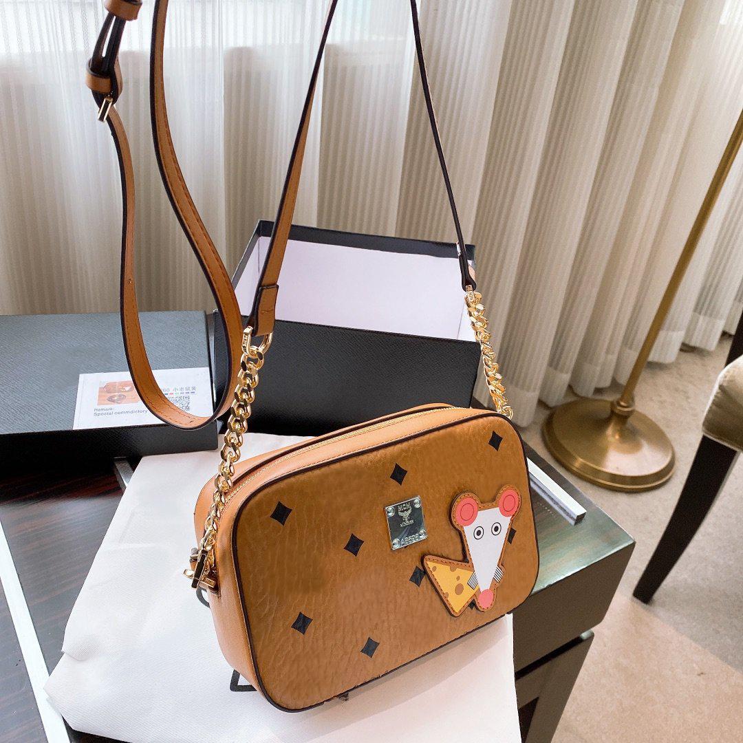 Mesdames sac à main de mode sac à bandoulière pour les femmes Sac à bandoulière avec Lettre 20061703X