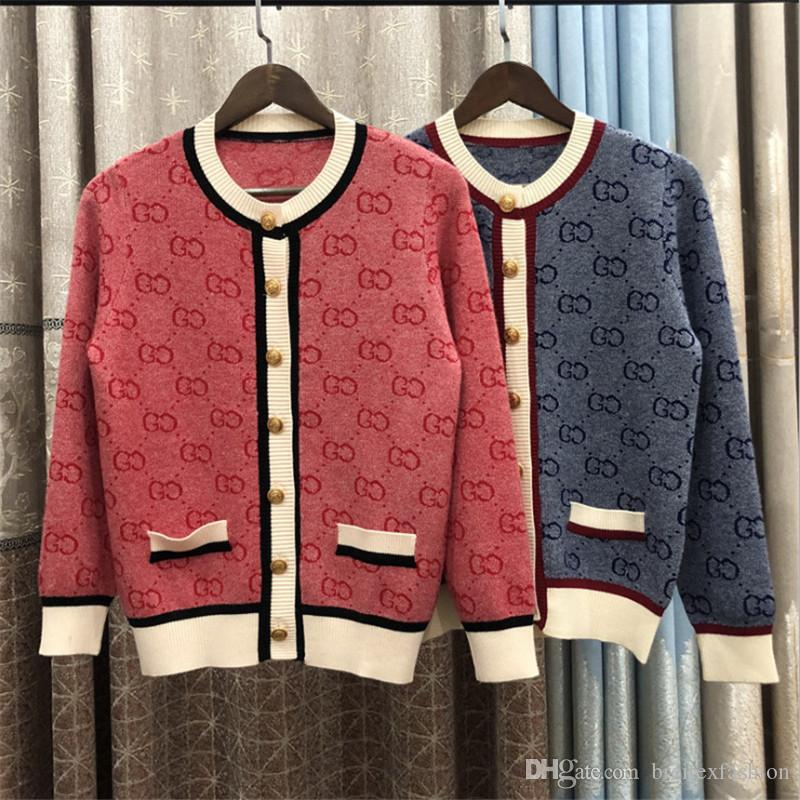 2020 Pink/Blue Sweatshirt Coat Women V-Neck Cardigan Sweatershirts Long Sleeve Brand Streetwear Fashion Sweate coat