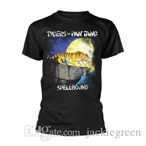 Tygers Of Pan Tang Spellbound T shirt NEW