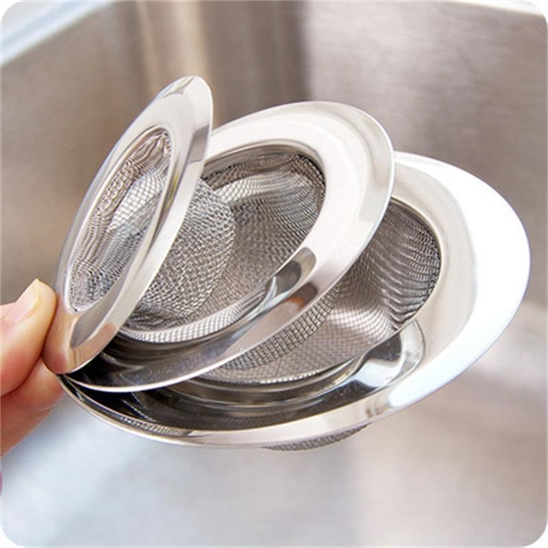 Stainless Steel Water Tank Filter Screen Sewer Anti Clogging Floor Drain Net Washing Kitchen Infuser Strainer Filter Hot Sale 1 99toH1