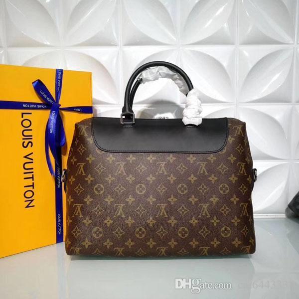 #9782 л 5А в портфель портфель сумки мужчины кроссбоди сумка багаж портфели сумки топ-ручки сумки плеча сумки креста тела сумка M54019