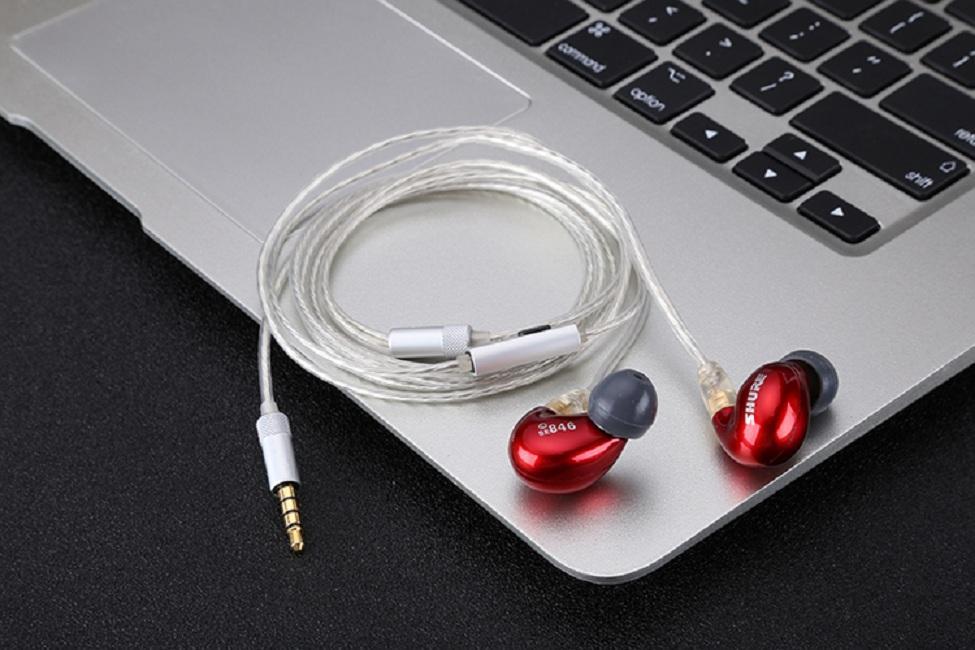 이어폰 고음질 이어폰 소음 취소 헤드셋 핸즈프리 헤드폰 DIY 6BA 드라이브 유닛은 철 디자이너 헤드폰 이어폰 이동