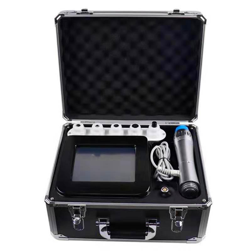 Extracorpórea Shockwave terapia de la máquina / Equipamiento médico Equipos de la onda de choque en Venta