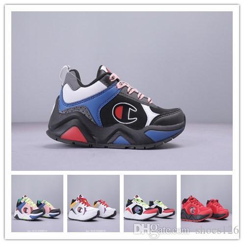 Champion Vintage Kids Shoes Brand