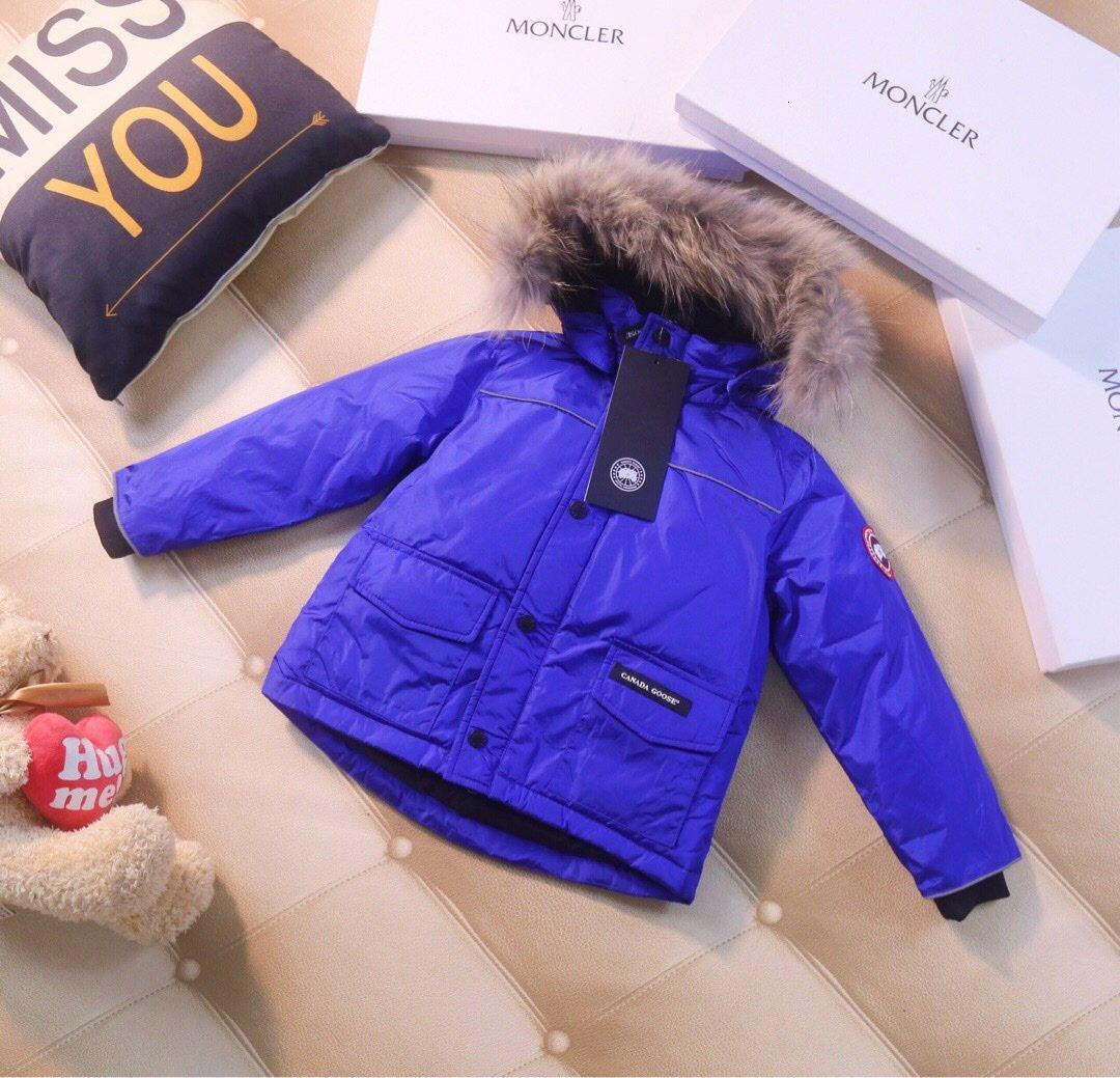 Boy down jacket high quality WSJ025 warm windshield # 120323 ming62